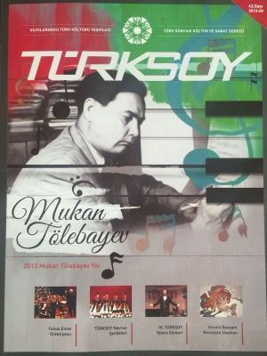 TURKSOY Journal Vol. 42