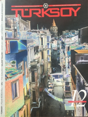 TURKSOY Journal Vol. 12