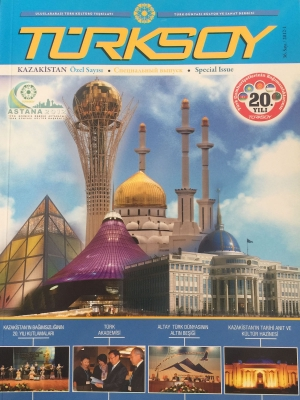 TURKSOY Journal Vol. 36