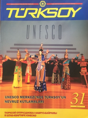 TURKSOY Journal Vol. 31
