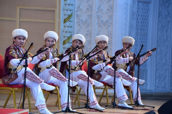 """Stars of the Turkic World"" took the scene in Almaty"