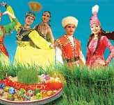 Nevruz Celebrations of TURKSOY 2016