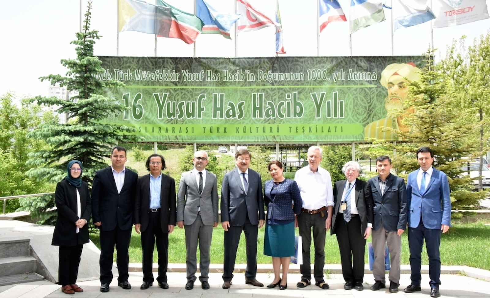 Yusuf Has Hajip's legacy is being transmitted to future generations