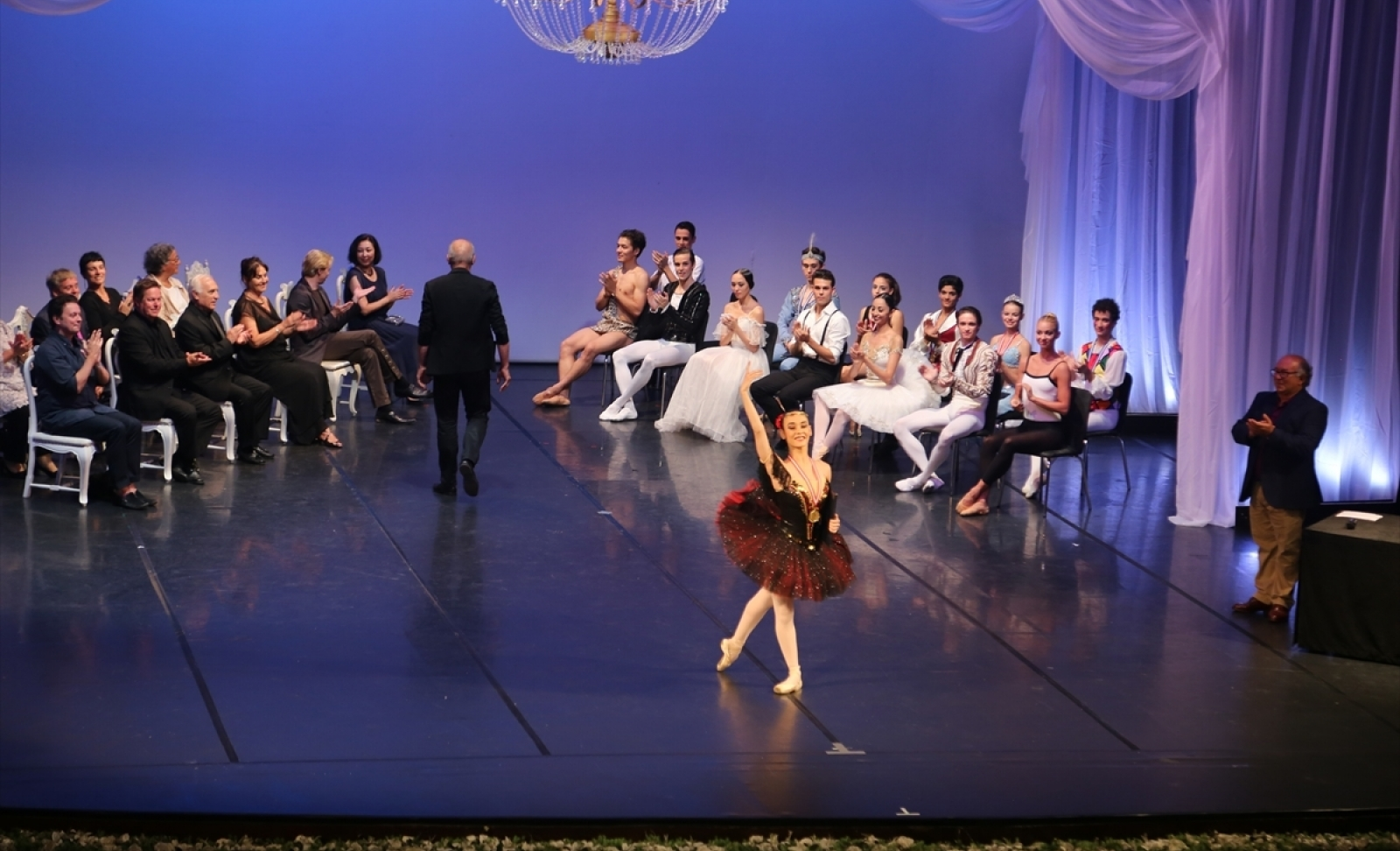 Impressive Finale of the International Ballet Competition of Istanbul