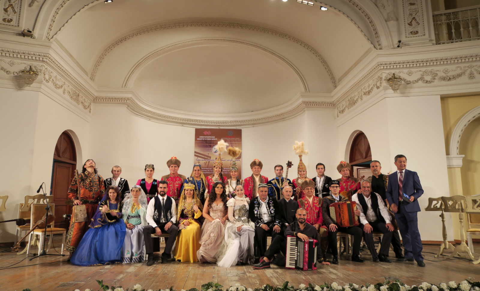 Concerts dedicated to the 25th Anniversary of the Independence of Turkic Republics
