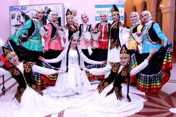 80th Anniversary of the Song and Dance Ensemble of Azerbaijan