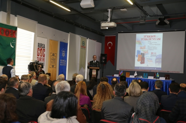 Panel on TURKSOY and the Turkic World held in Bursa