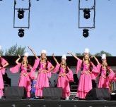 Kyrgyz Artists Cheered up the Cubuk Festival