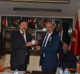 The cooperation between TURKSOY and the UEATW will go on with the Festival of Turkistan