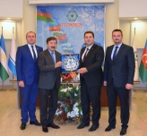 Visit of a delegation of Macedonia to TURKSOY Headquarters