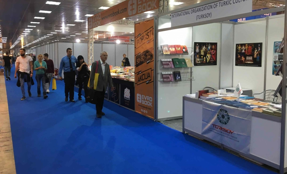 TURKSOY participates in the International Bookfair of Belgrade
