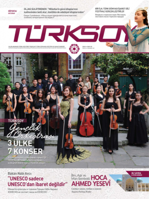 TURKSOY Journal Vol 49