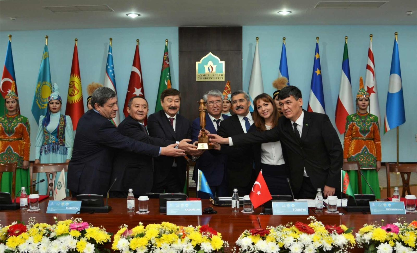 Ministers of Culture Came Together in Turkistan