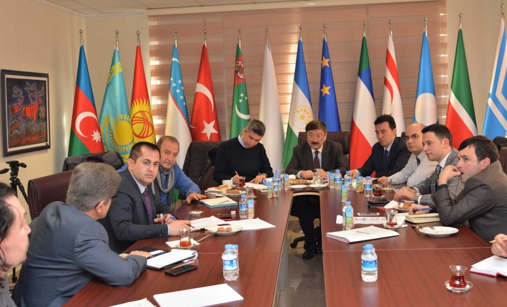 Coordination Meeting on the Cultural Capital of the Turkic World 2018