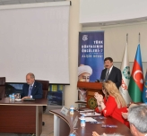 Conference on Pioneers of the Turkic World: The Uzbek Poet Alishir Nevai organized by the International Organization of Turkic Culture TURKSOY