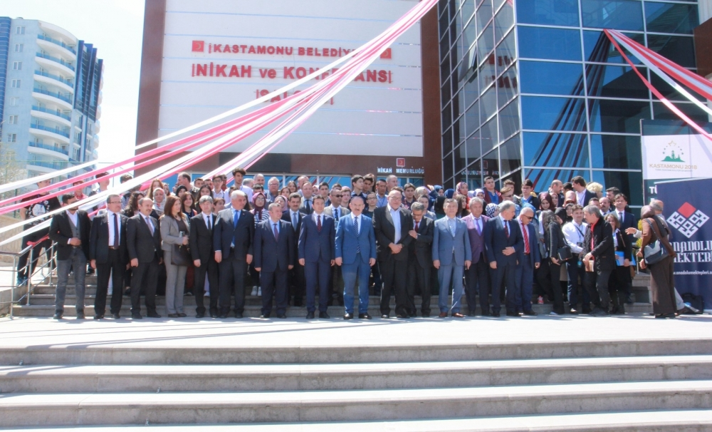 """Chingis Aitmatov, the """"Wiseman of the Steppe"""" was commemorated in the Cultural Capital of the Turkic World"""