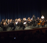 The Youth Chamber Orchestra of TURKSOY completed its tour in the Balkans with a final concert in Zenitsa