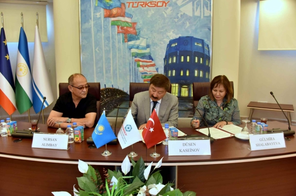 Works of art and culture of Kazakhstan will be exhibited in Turkey