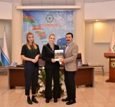 Visit by officials of the Embassy of Montenegro in Ankara