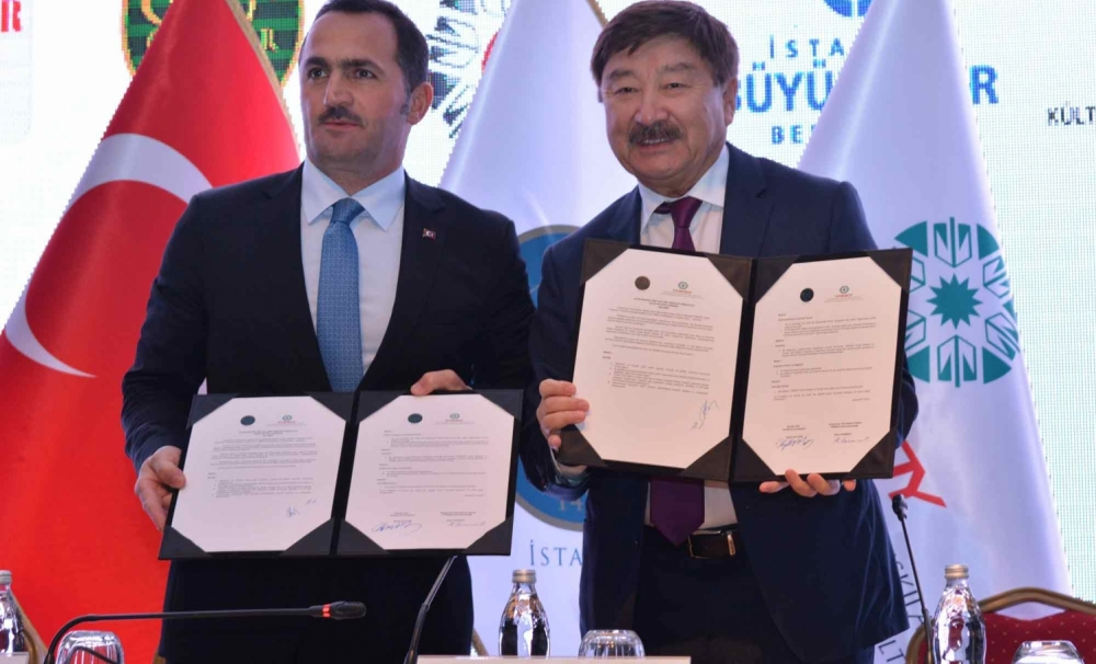 Cooperation Protocol signed between TURKSOY and the Archers' Foundation
