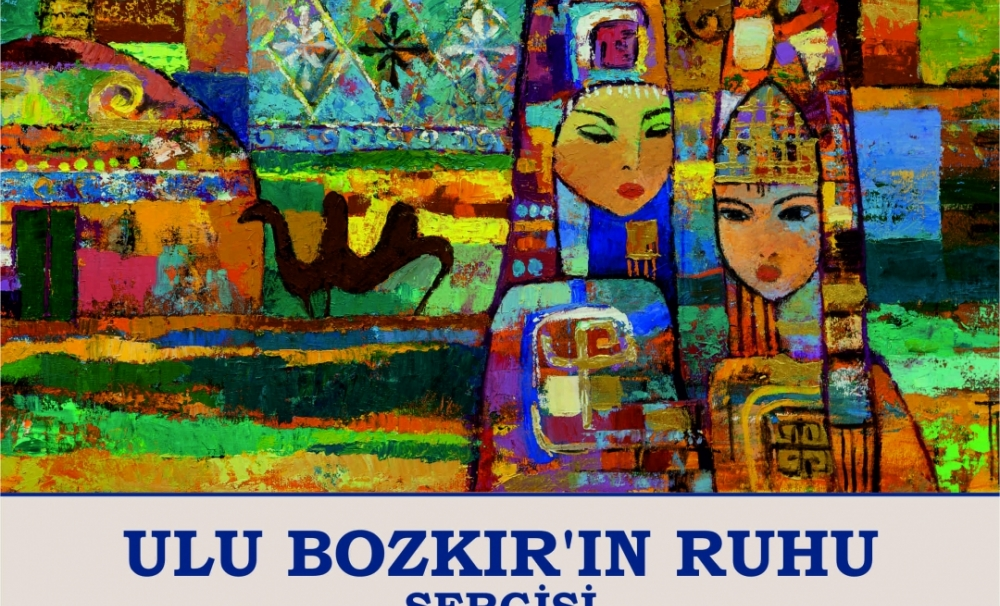 "Painting Exhibition ""The Spirit of the Great Steppe"" in Ankara upon initiative of  TURKSOY"
