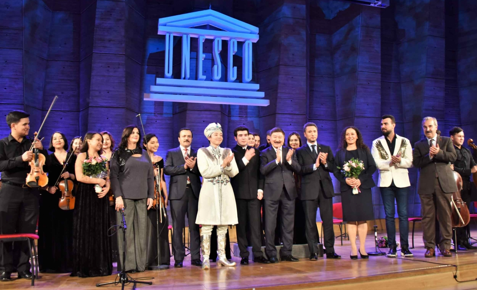 25th anniversary of TURKSOY celebrated in Paris
