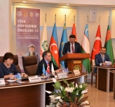 10th Conference on Pioneers of the Turkic World held in TURKSOY Headquarters: Estay Berkimbaiuly