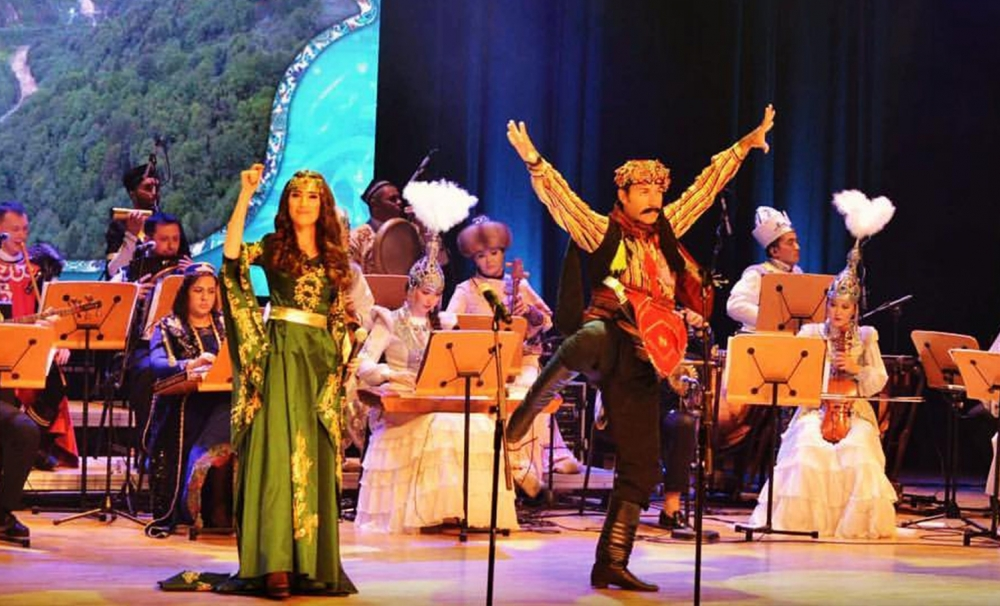 Art Ensembles of TURKSOY