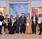 12th Conference on Pioneers of the Turkic World: The Azerbaijani author and poet  Cafer Cabbarlı""