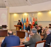 Meeting on Kazak Literature and Translations