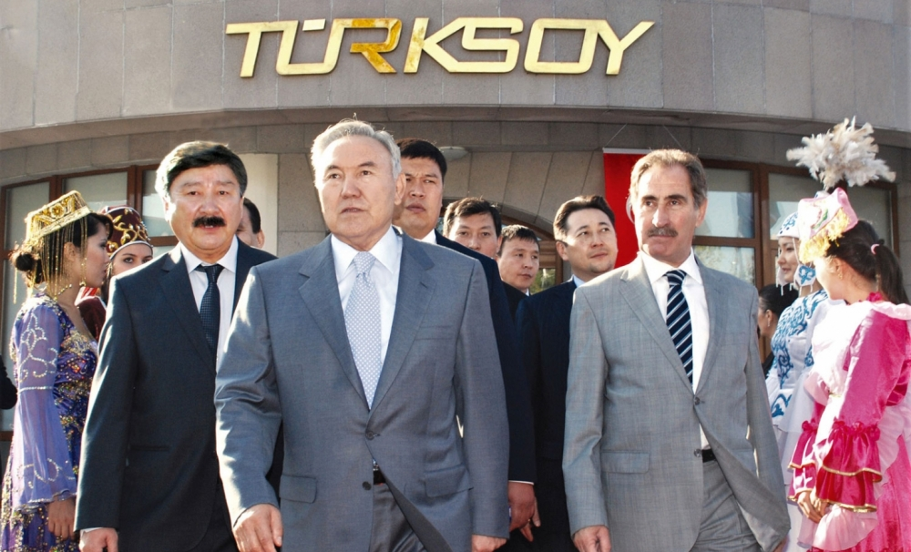 The Wiseman of the Turkic World Nursultan Nazarbayev ceded his duty as President of the Republic of Kazakhstan