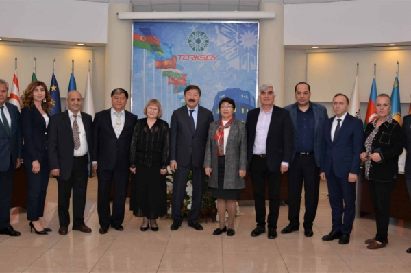 Composers of the Turkic World came together in  Beypazarı