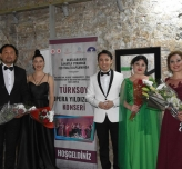 Opera Stars of TURKSOY took the scene in the Balkans for the first time