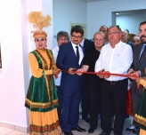 "Photography Exhibition on ""Cultural Capitals of the Turkic World""  in Yalova"