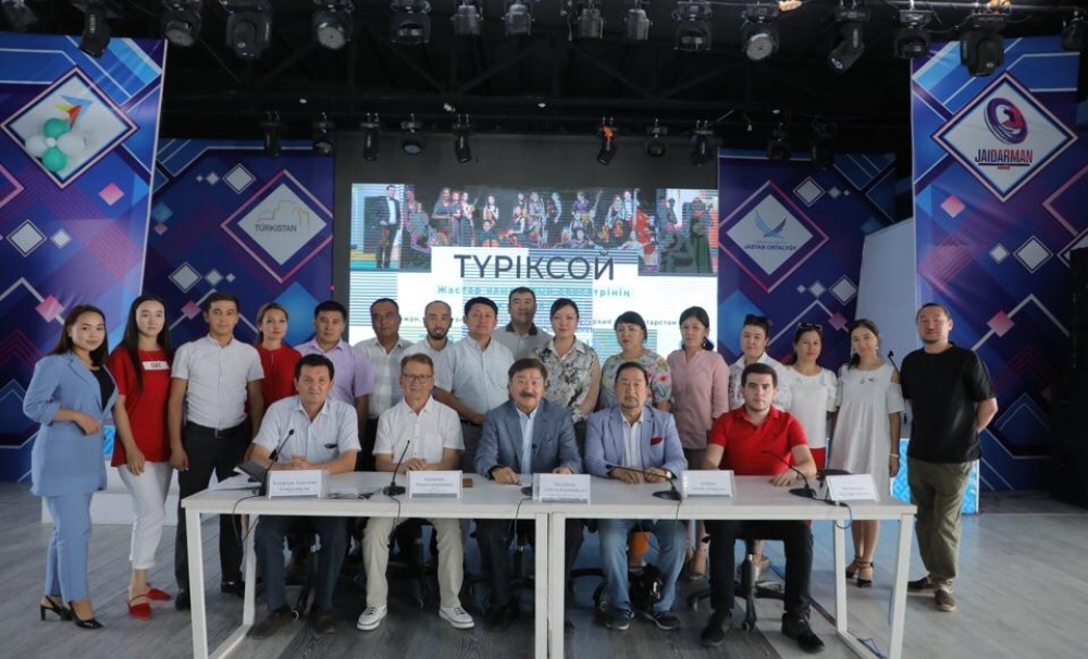Young talents of the Turkic World in Turkistan for the first time