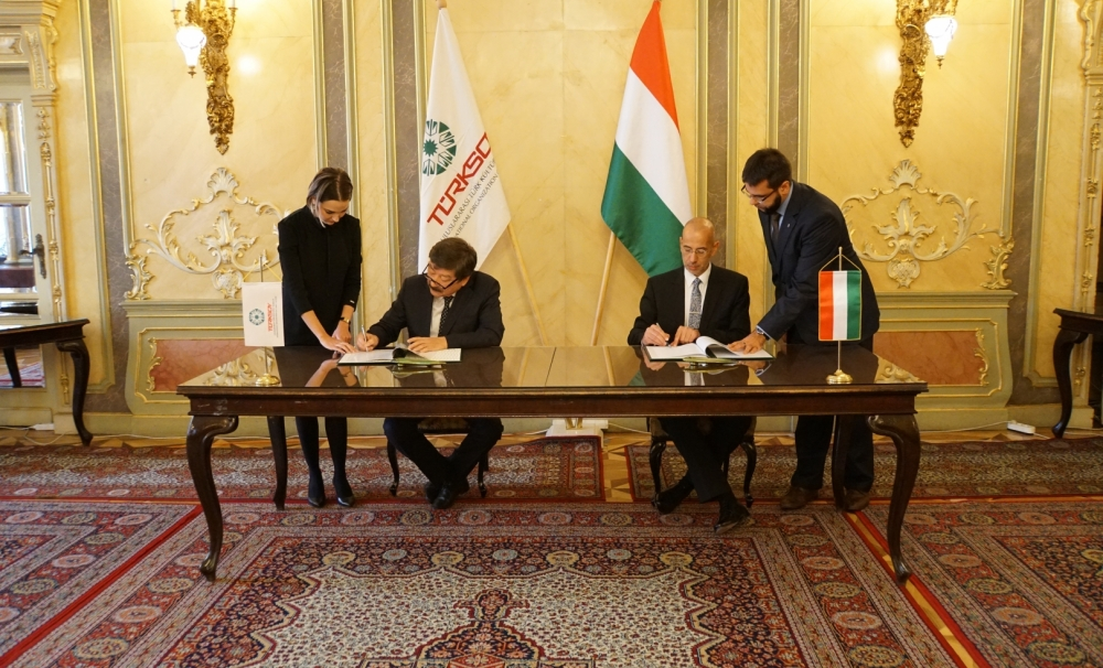 TURKSOY signed a Memorandum of Understanding with Hungary