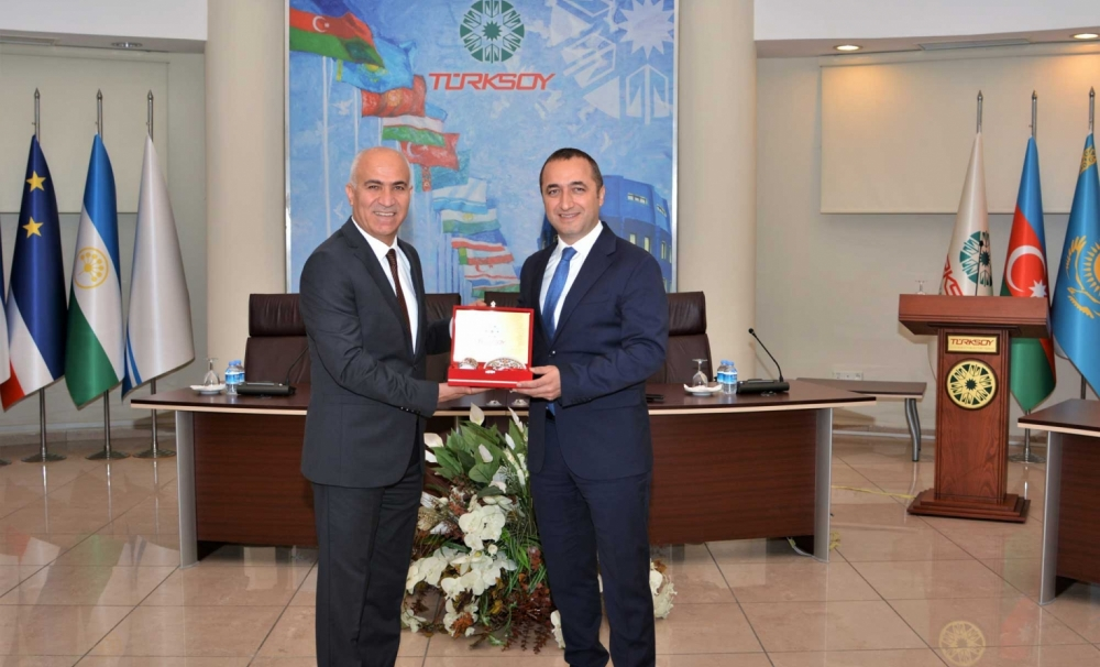 The Municipality of Gölbaşı fosters its cooperation with TURKSOY