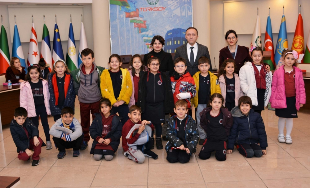 Young generations get acquainted with  TURKSOY