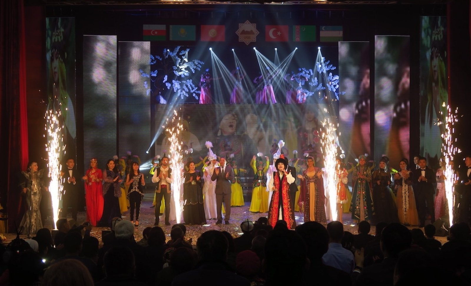 Closing Ceremony of Osh, Cultural Capital of the Turkic World 2019