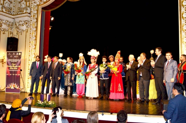 Melodies of the Turkic World in Hungary