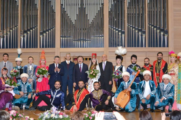 Melodies of the Turkic World raised great interest in Zagreb