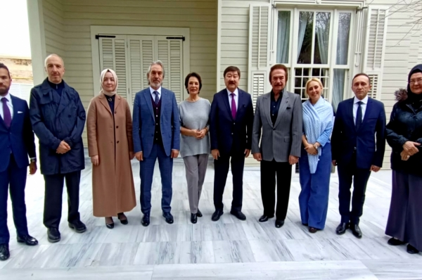 Meeting of the Board of Cultural and Artistic Policies of the Republic of Turkey