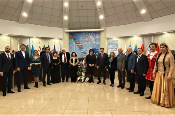 The famous Azerbaijani poet and author Vagif Semedoğlu was commemorated in TURKSOY Headquarters