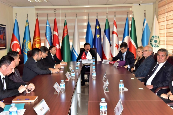 TURKSOY and SANKON will further foster their cooperation