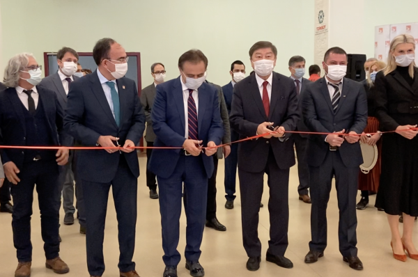 Photography Exhibition dedicated to the 30th Anniversary of the Independence of Turkic republics  in Bilecik