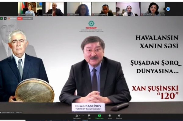The famous singer of Azerbaijan Han Shushinski was commemorated on the  120th anniversary of his birthday