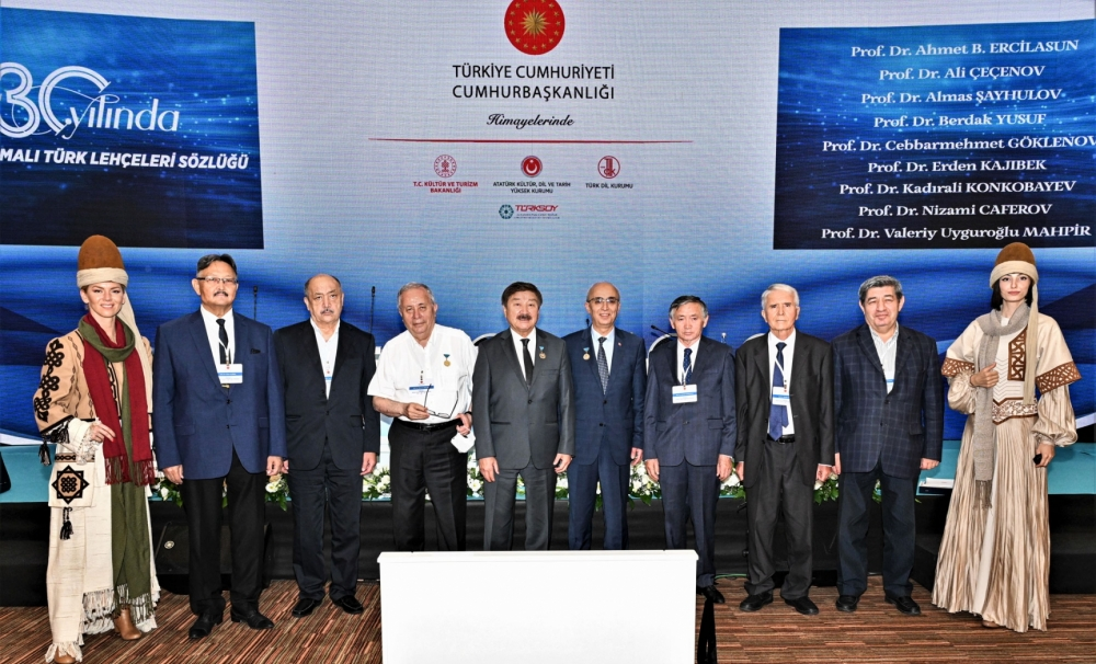 30th anniversary of the Comparative Dictionary of Turkic Dialects