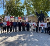 The Painters' Gathering of the Turkic World started in Kırşehir